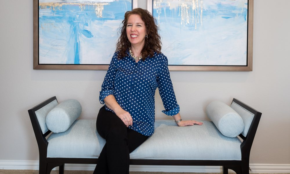 Meet Holly Bellomy Of Interiors