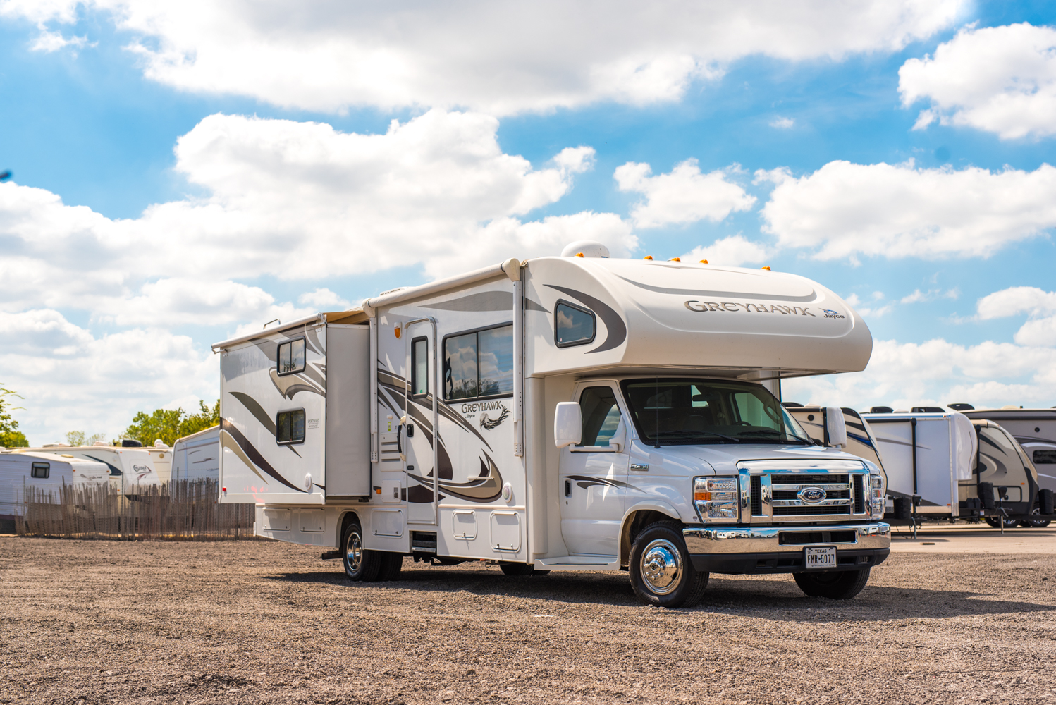 Meet chad harrison of sportsman 39 s rv rentals in fort worth for Motor home rentals dallas