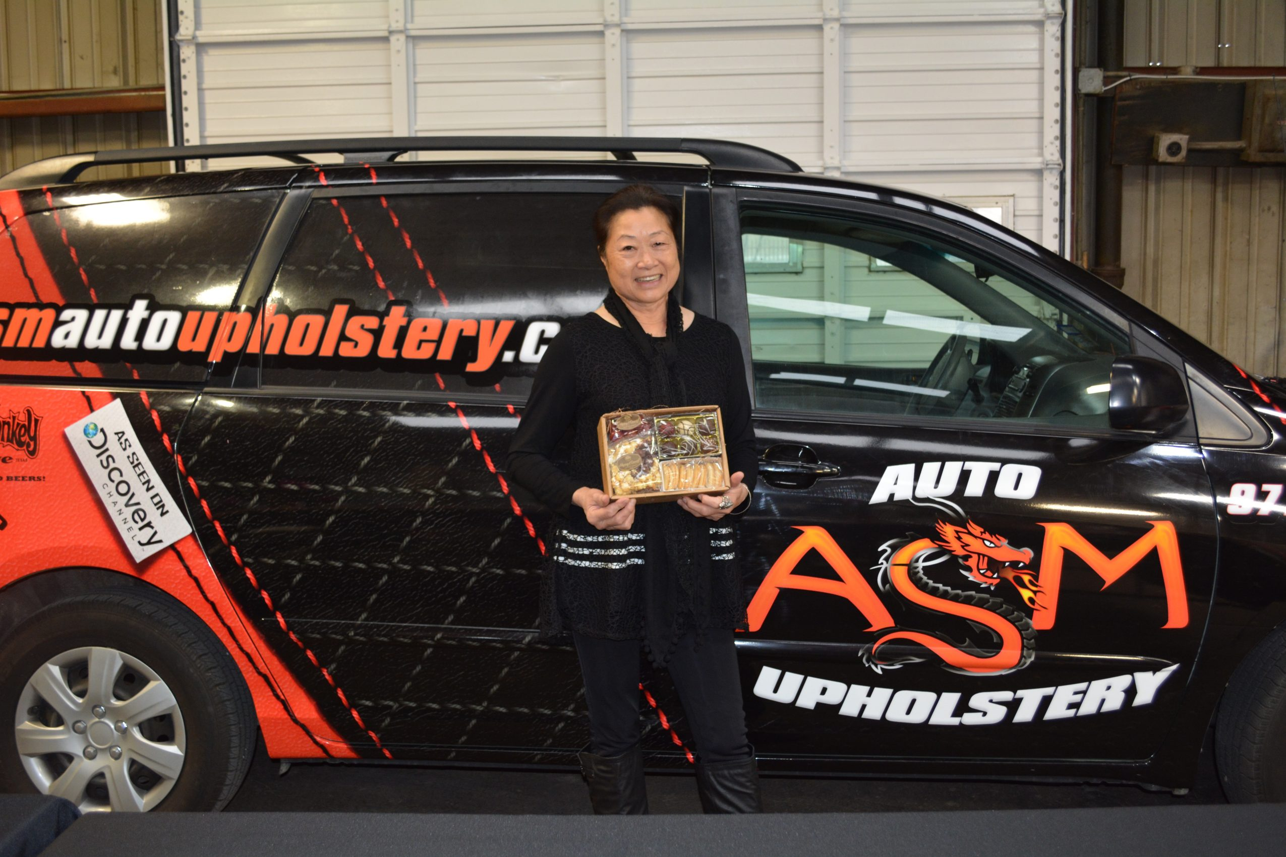 Meet Sue Martin of ASM Auto Upholstery - Voyage Dallas Magazine ...