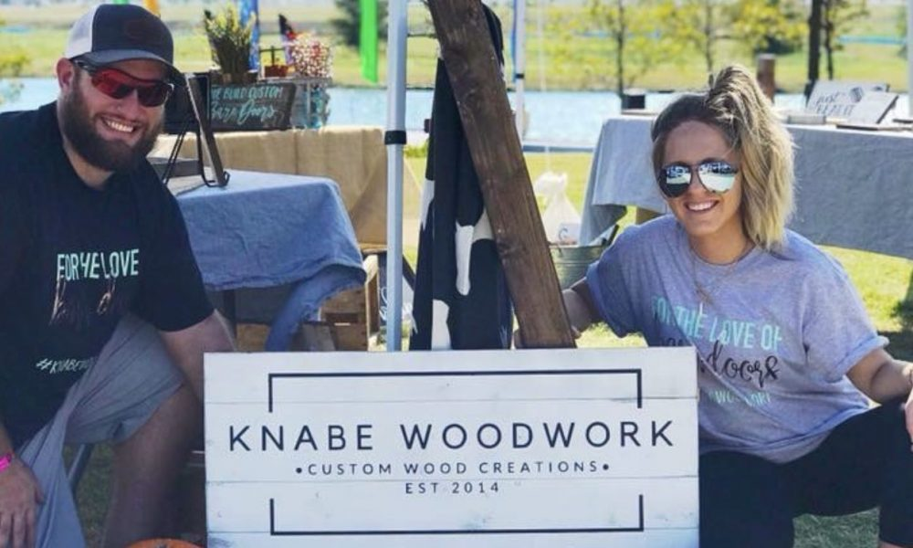 Meet Caitlin And Nick Knabe Of Knabe Woodwork Voyage Dallas Magazine Dallas City Guide
