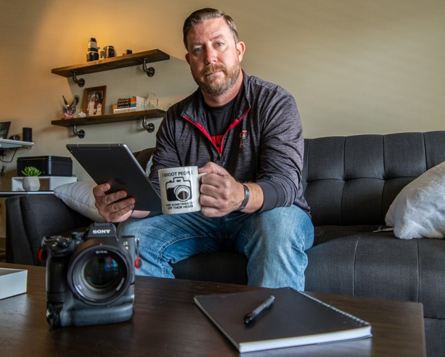 Meet David Huval Of Dhuval Photography In Lewisville Voyage Dallas Magazine Dallas City Guide